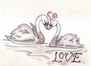 Love Swans by Spiralpathdesigns on DeviantArt