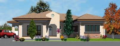pictures of home designs 4 beds 4 baths home plan