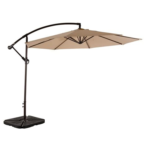 high quality standard material cantilever patio umbrellas