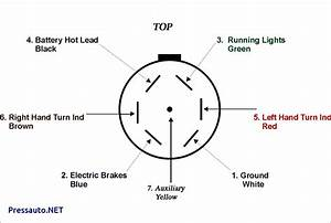 Trailer Hitch Wiring Harness Diagram
