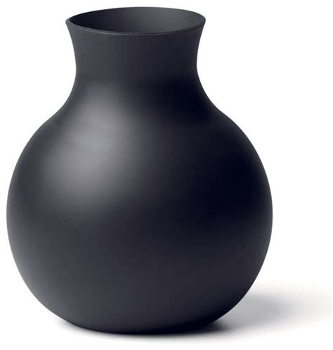 Rubber Vase, Large  Contemporary  Vases  By Creative Danes