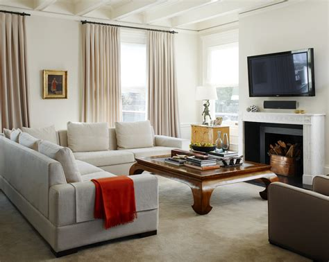 Beige Living Room?Beautiful and Cozy Living Room that
