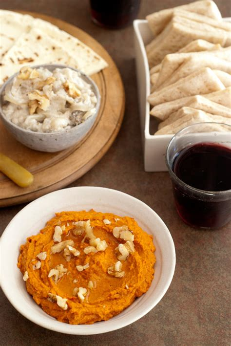 In The Kitchen With Anissa Helou's Mezze Dishes Design