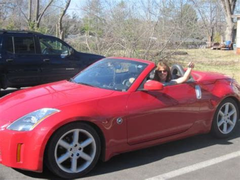 Find Used 2005 Nissan 350z Grand Touring Convertible 2