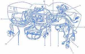 Ford Mustang Gt 2001 Inside The Dash Electrical Circuit Wiring Diagram  U00bb Carfusebox