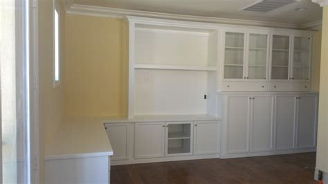 built in wall unit with desk and tv wall unit and desk