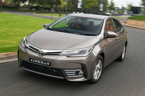 Toyota Corolla Facelift (2017) Specs & Price