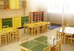 Millwork Cabinets by Kindergarten Escritorios Colorido Para Ni 241 Os Felices
