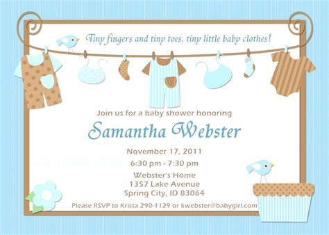 baby shower invitations for word templates baby shower invitation templates for word mughals