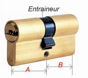 Canon De Serrure : cylindre ~ Edinachiropracticcenter.com Idées de Décoration