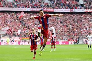 Bayern 3-0 Frankfurt: Lewandowski's Brace Sinks Frankfurt ...