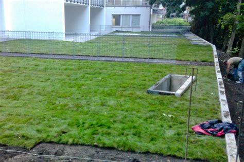 Rudolf Schmale Garten Und Landschaftsbau Gmbh Hamburg by Erneuerung Der Rasenfl 228 Chen Und Bodenbel 228 Ge In Der