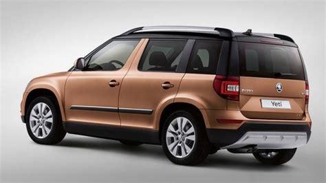 Skoda Yeti Elegance 4x4 Price, Features, Car Specifications