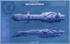Space Ship Blueprints - Pics about space