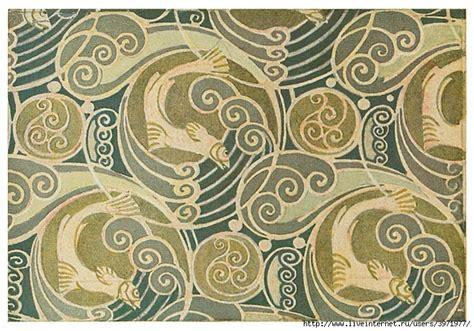 Art Nouveau Designs And Motifs. О��������� н� Liveinternet
