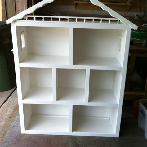 pottery barn dollhouse bookcase pin by andrea hardgrave on craft ideas pinterest