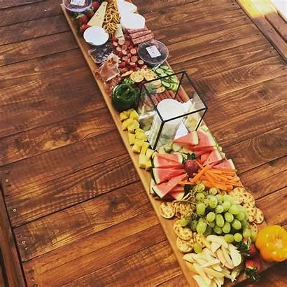Grazing Board 1200mm 300mm Platter Camper Boards