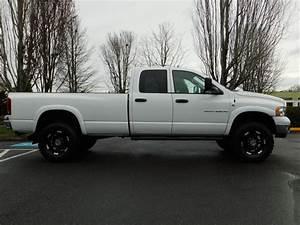 2003 Dodge Ram 2500 4x4 5 9l Cummins Diesel    6