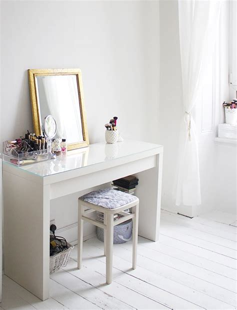 Vanity Table Set Ikea - inspiration ikea malm dressing table nouvelle daily
