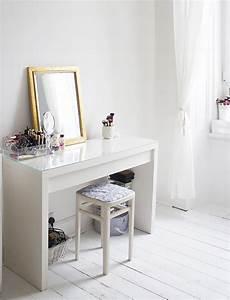 Table De Maquillage Ikea : l 39 universelle coiffeuse malm de chez ikea design ~ Teatrodelosmanantiales.com Idées de Décoration