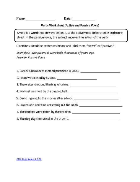 8th grade common core language worksheets englishlinx
