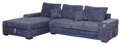 Blue Denim Loveseat by 20 Photos Blue Denim Sofas Sofa Ideas