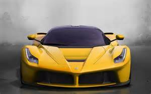 LaFerrari Yellow