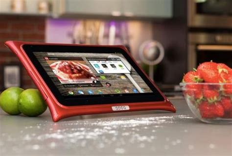 tablette de cuisine qooq nouvelle tablette de cuisine qooq android le multimédia
