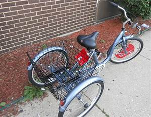 Chicago Bike Finders Blog  24 U0026quot  Schwinn Meridian Adult Tricycle