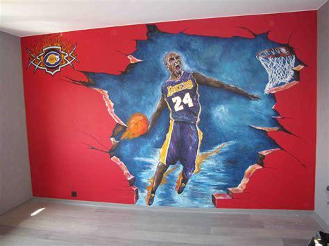 chambre de basket décoration chambre basket