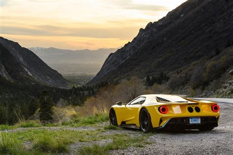 2017 Ford Gt Review Feature