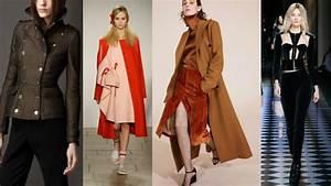 Fall Winter 2016-2017 Latest Beautiful Fashion Trends ...