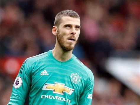 He is best known as one of the best goalkeepers in the world. Focus on David De Gea as Manchester United draw with Huddersfield   Shropshire Star