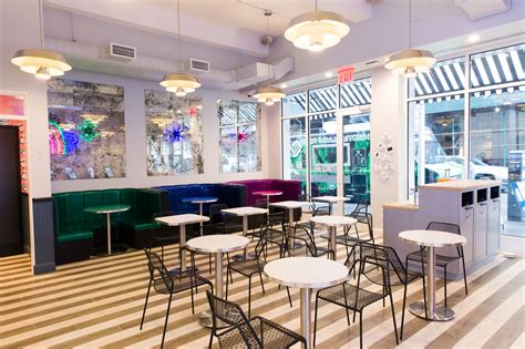 The coffee shop was een restaurant en bar naast union square , new york city. Chase, Joe Coffee, and By CHLOE. are now open in former ...