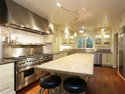 track lighting ideas for kitchen 16 functional ideas of track kitchen lighting 8571