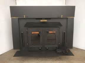 Buy Wood Burning Fireplace by Buck Stove 27000 Wood Burning Fireplace Insert Stove