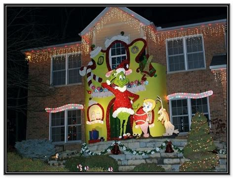 whoville outdoor christmas decorations