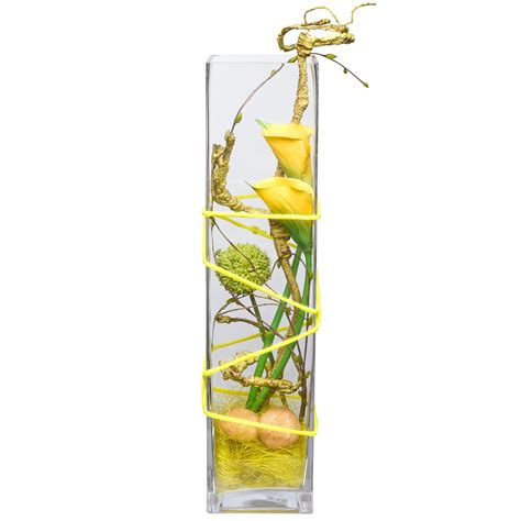 Bodenvase Dekorieren Frühling by Diy Fr 252 Hling Im Glas Fr 252 Hlingsdeko Mit Naturmaterialien