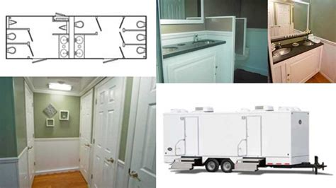 air conditioned portable restroom rental hudson valley