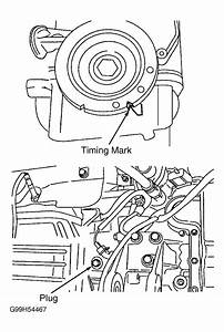 1998 Mercury Mystique Serpentine Belt Routing And Timing