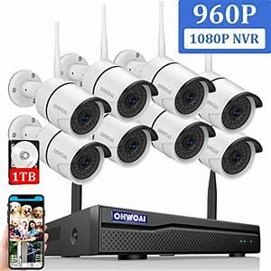 U30102020 Newest U3011ohwoai Security Camera System Wireless  8ch