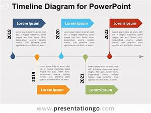 Timeline Diagram For Powerpoint