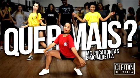 Mc Pocahontas E Mc Mirella ( Coreografia