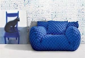 meubles de design inhabituelmettez vous au tricot With canape original design
