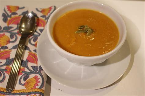 Roasted Long Island Cheese Pumpkin Soup  Ieatgreen