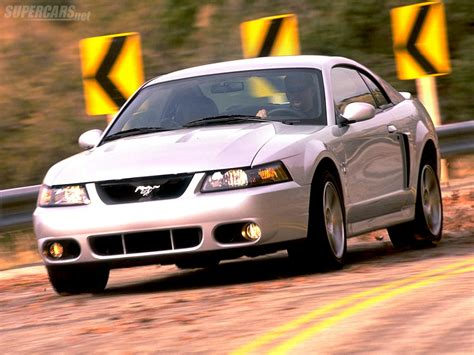 2003 Mustang Cobra Engine by 2003 Ford Mustang Svt Cobra Ford Supercars Net