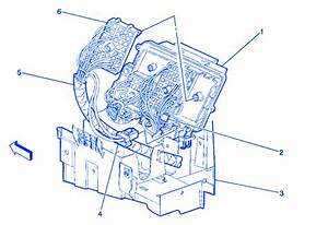 Gm Yukon 2003 Inside Underhood Electrical Circuit Wiring