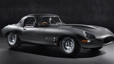 Jaguar Lightweight E-type Sports Car