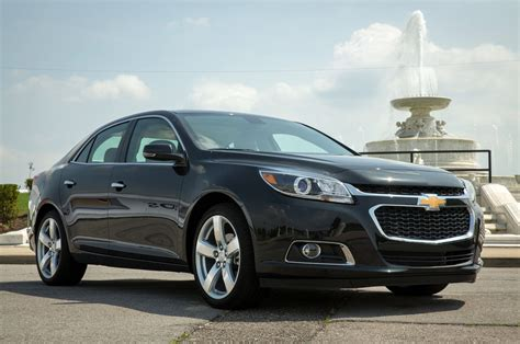 Refreshing Or Revolting 2014 Chevrolet Malibu