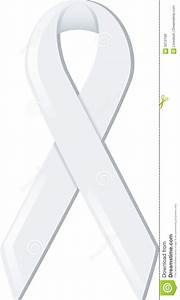 Suicide Ribbon White - Bing images